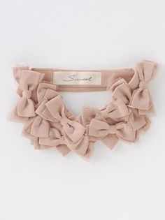 Bows and Collars on Pinterest