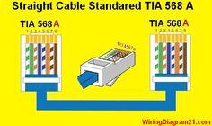 phone jack wire color codes electronic basic. Black Bedroom Furniture Sets. Home Design Ideas