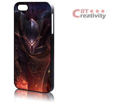 Pantheon League of Legends 623CRT iPhone 4/4s, iPhone 5/5s case, Plastic or Rubber, Samsung Galaxy S3