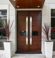 Brilliant 24 Best Modern Entry Front Door Design Ideas For Modern Home Architecture https://24spaces.com/furniture/24-best-modern-entry-front-door-design-ideas-for-modern-home-architecture/