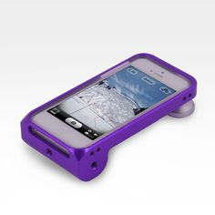 Only iPhone case with Patented Peripheral Motion Lock Technology--we though of boom