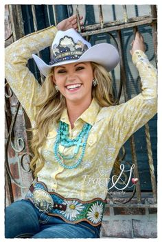LOVE her look! Recap from my interview with Devon Firestone, Miss Rodeo Florida     Hot Country Girls, Country Women, Southern Girls, Sexy Cowgirl, Cowgirl Style, Rodeo Cowgirl, Cow Girl, Western Girl, Western Wear