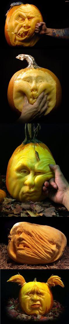 Bestest pumpkins