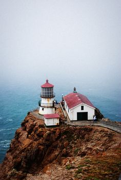 "mitlas: "" Lighthouse (by LisaW123) """