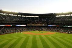 Mariner's Baseball Game - Seattle, Washington