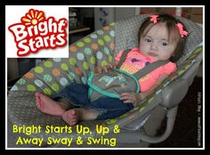 Bright Starts Up, Up & Away Plug in Sway & Swing – Product Review