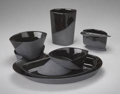 The Industrial Hand:  Tableware Design by Heather Mae Erickson, via Behance