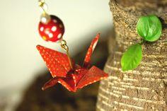 Ehi, ho trovato questa fantastica inserzione di Etsy su https://www.etsy.com/it/listing/566714905/orecchini-origami-gru-carta-washi