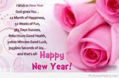 Happy new year 12 months