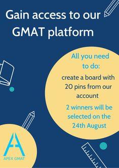 You are not required to save this image. Only one entry per participant is allowed. #contest #gmat #gmattest #gmatexam #gmattip #mba #apexgmat #gmatresources #gmatpractice #gmattutor #gmat700score #gmathelp #gmatadvice #gmatprep #gmattutoring