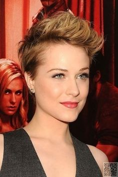 29. The #Swooped Pixie - 31 Perfectly #Precious Pixie Cuts ... → Hair #Perfectly