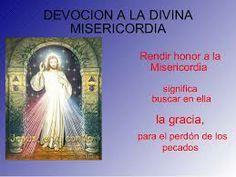 Devoción Señor de la Divina Misericordia