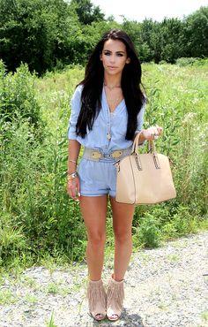 The Beauty Bybel: Summer Denim Trend!