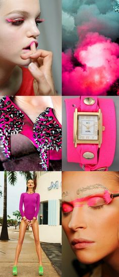 Color inspiration from Trend Council