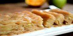 Una deliciosa Receta de Postre de Manzanas al Horno, con leche condensada, vainilla y canela molida.