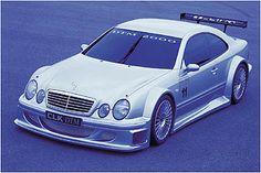 2000 Mercedes-Benz CLK-DTM Image