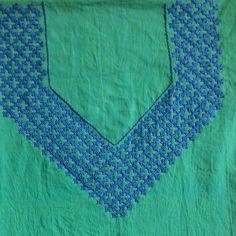Kutch embroidered kurta