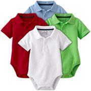 collard shirt #baby #kohls $5.99