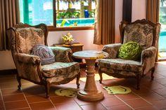 Austen House - Veranda Beach Resort - Phan Thiet, Vietnam Phan, Beach Resorts, Vietnam, Accent Chairs, Villa, Table, House, Furniture, Home Decor