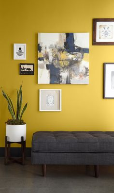 Behr Paint Colors, Trending Paint Colors, Color Of The Year, Color Trends, Colours, Interior Design, Home Decor, Pantone Color, Apartment Therapy