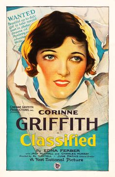 1925 - CLASSIFIED - Alfred Santell