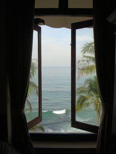 I'd rather be in Sri Lanka. – Melissa Bell
