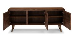 "Seno Walnut 71"" Sideboard - Storage - Article 