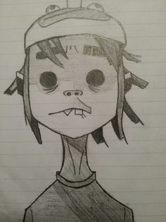 2D from the Gorillaz