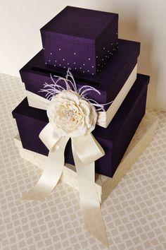 Wedding Card Box Cream and Ivory Crystals Customizable Card Box Wedding, Wedding Favors, Our Wedding, Wedding Gifts, Dream Wedding, Wedding Decorations, Diy Card Box, Gift Card Boxes, Tube Carton