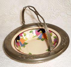 Leigh Potters for Farberware Umbertone Handled Bowl