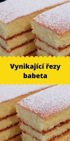 Czech Recipes, Cheesecake, Cheese Cakes, Cheesecakes