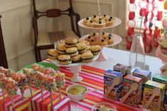 Pajamas and Pancakes Birthday Party Ideas | Photo 38 of 53 | Catch My Party