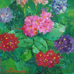 African Violets #2 Suk Shuglie