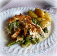 Chicken and Broccoli Casserole from The English Kitchen