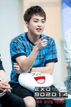 141016 Mnet Korea Facebook Update !
