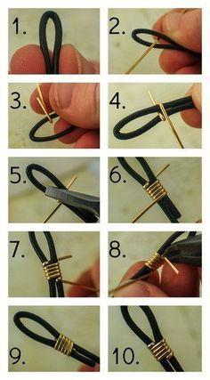 Comment fermer un collier ?