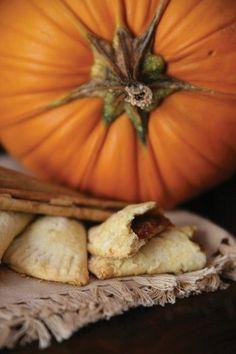 Empanadas de calabaza  Receta   latina   latino   empanadas   otoño  