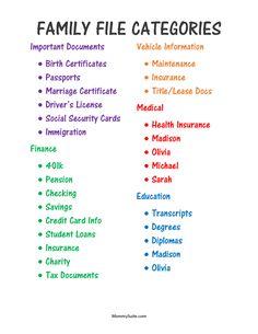 30 File Folder Organization Ideas File Folder Organization Folder Organization File Folder