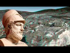 Greece 3D -  Acropolis of Athens