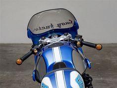 BMW K 100 RS cafe racer...ero indeciso se pubblicare questa moto , ma come al solito io pubblico quello che mi piace o che attira la mi...