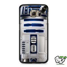 Star Wars R2d2 Samsung Galaxy S6 Case