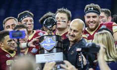 Boston College builds on strong finish and returning cast = Boston College has cause for optimism entering this season. An All-America defensive end who led the nation in sacks, 16 returning starters and Boston College's first bowl win since 2007 are encouraging reasons to think fifth-year head coach Steve Addazio has his program improving. Harold Landry, a 6-foot-3, 250-pounder returning as a senior in the fall, finished last season with 16.5 sacks to earn second-team All-American honors…