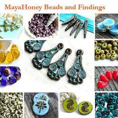 Durchstöbere einzigartige Artikel von MayaHoney auf Etsy, einem weltweiten Marktplatz für handgefertigte, Vintage- und kreative Waren.