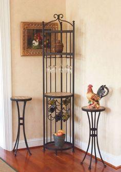 1000 ideas about corner wine rack on pinterest wine racks corner wine cabinet and wine rack - Tall corner wine rack ...