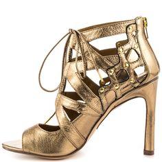 Safia - Gold Metallic Lea DV by Dolce Vita $89.99