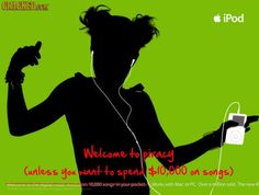 #ipods , #ipads and #iphones , plus #itunes will cripple you!