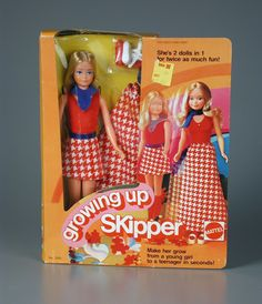 Skipper, you twist her arm, she becomes taller and grows boobs...still have this!