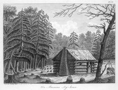 Log-House 1750-1805