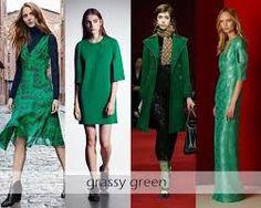 2017 fashion trends-Emerald dream