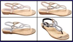 #Girls #Womens #Sandals Comfort #Soft #Diamante #Strap #Stretch #Fashion #Flats #Sandal #Ladies #Sandals http://cgi.ebay.co.uk/ws/eBayISAPI.dll?ViewItem&item=282407053756&roken=cUgayN&soutkn=DgbA8c #eBay